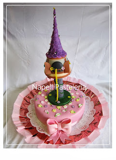 Torta Enredados