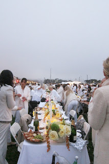le diner a san francisco a white pop up picnic