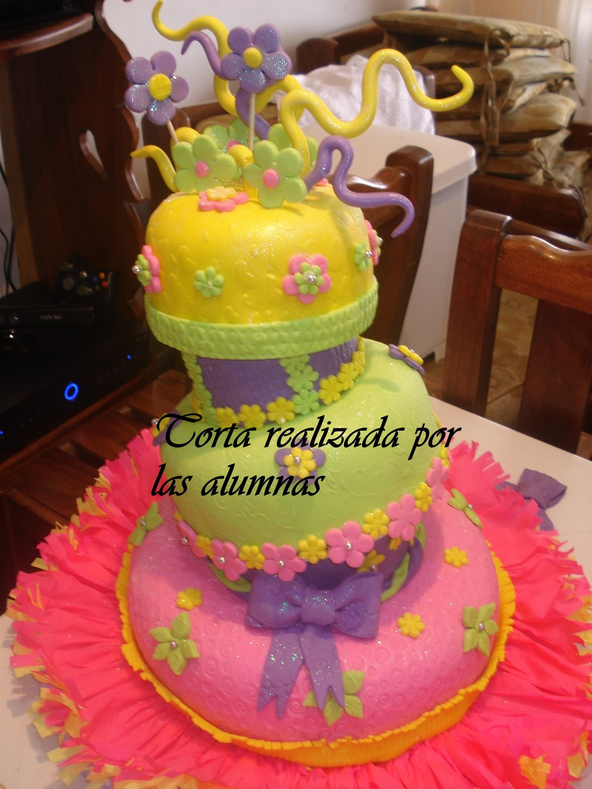 TORTAS INFANTILES Y GELATINAS DECORADAS DE HEIDI WINKELJOHANN ...