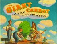5 carrot themed picture books for children for International Carrot Day