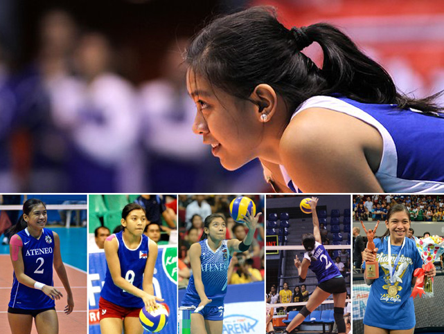 Alyssa Valdez Biograhy: Alyssa Valdez is famous nowadays after the victory of ADMU Lady Eagles' victory in UAAP Season 76