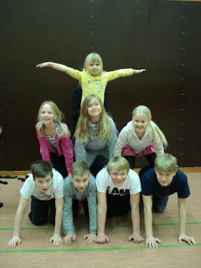 Akrobatiaa