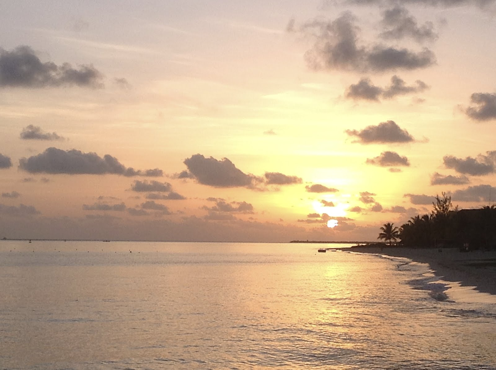 Cozumel sunrise