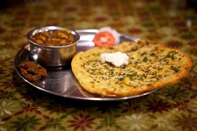 Special Kulcha at Oye Kake Mumbai