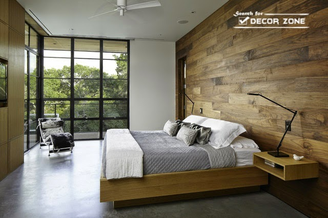 20 bedroom designs with wood wall expert tips
