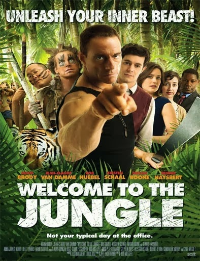Ver Bienvenido a la jungla (Welcome to the Jungle) (2014) Online
