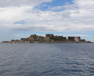 เกาะผีสิง เมืองร้างสุดหลอน ฮะชิมะ หรือ กุงกันจิมะ (Ghost Island หรือ Battleship Island)