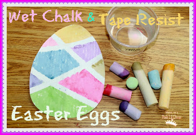 Easter Projects For Toddlers 2: Colorful Eggs 8