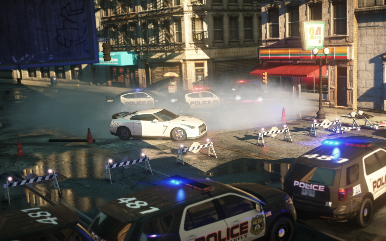 Need for Speed HD & Widescreen Wallpaper 0.11835436770301