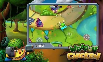 Weapon Chicken apk free
