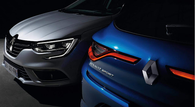 Novo Renault Megane 2016