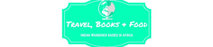 Travel, Books, Food