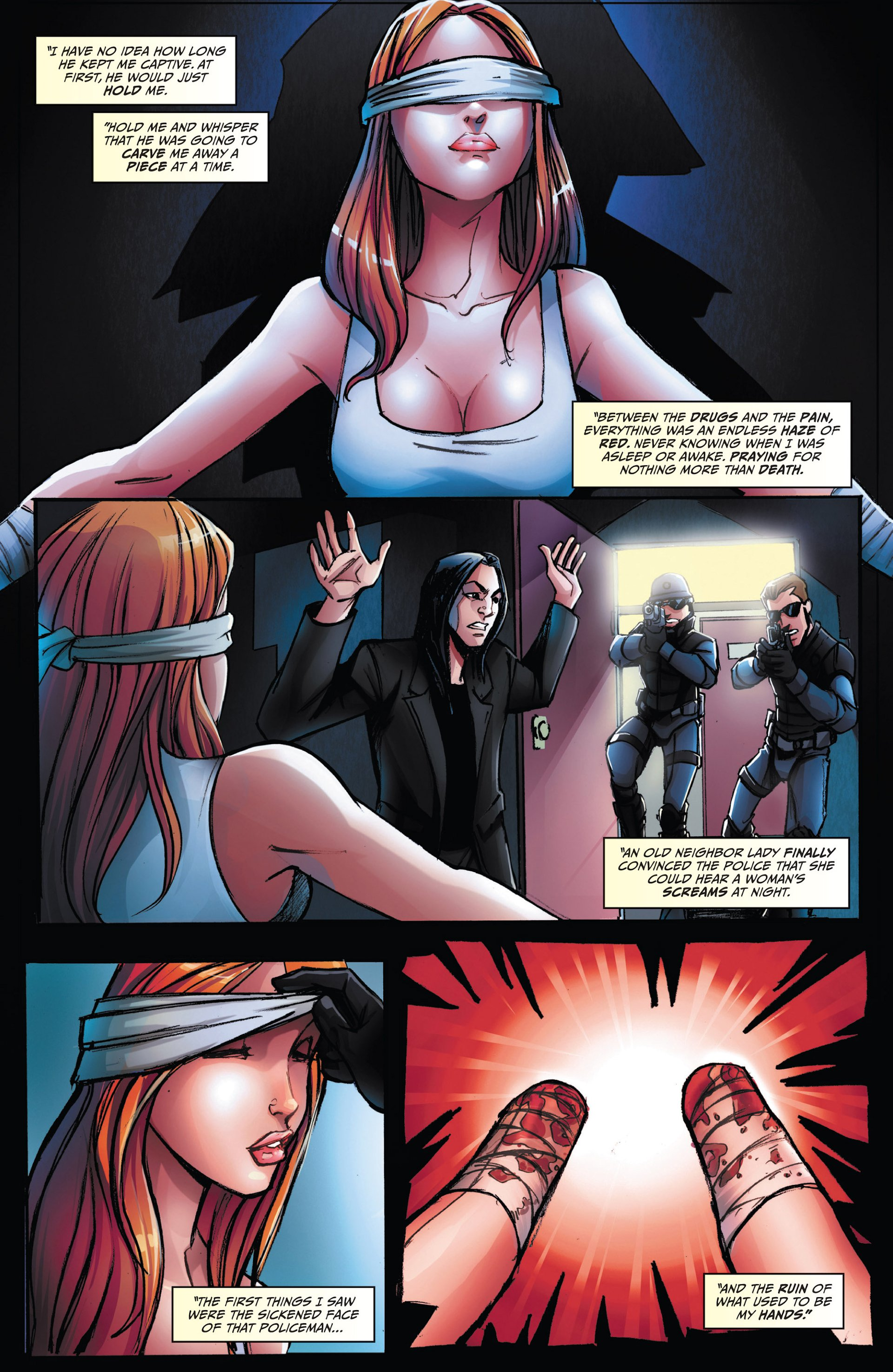 Grimm Fairy Tales (2005) Issue #90 #93 - English 7