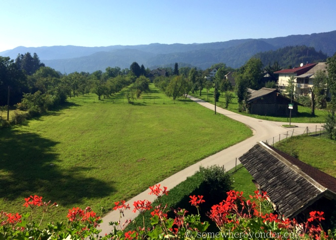 Gorgeous countryside - Lake Bled, Slovenia