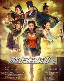 Siêu Thời Không Cứu Binh - Savior Traveling Through Time (2012) Poster