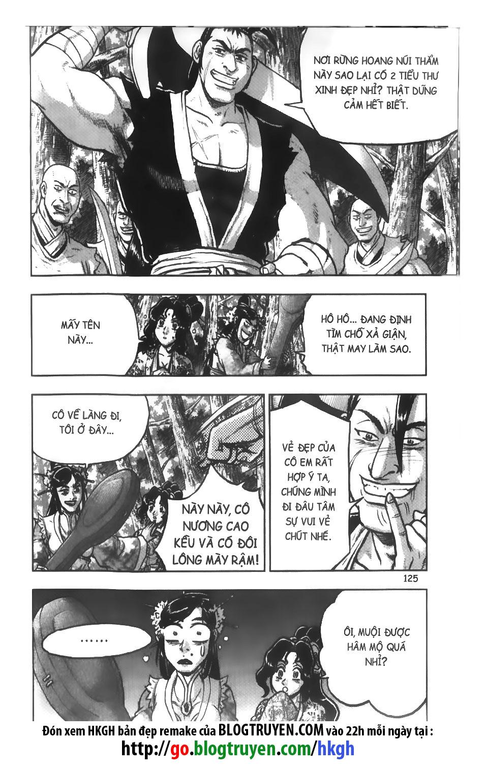 Hiệp Khách Giang Hồ chap 361 page 14 - IZTruyenTranh.com