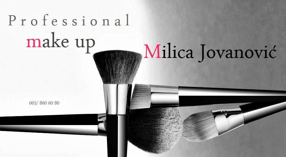 Make Up Milica Jovanović