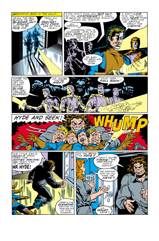 Captain America (1968) Issue #340 #270 - English 7