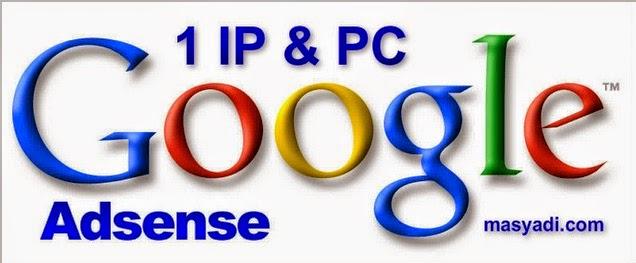 Cara Daftar Banyak Akun Google Adsense dalam 1 Komputer