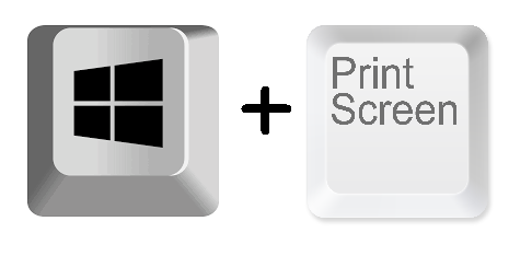 how to make print screen on windows 8
