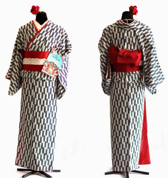 kimono hostesses