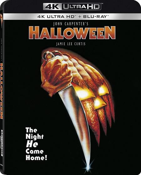 Halloween 4K (1978) 2160p 4K UltraHD HDR BluRay REMUX 50GB mkv Dual Audio Dolby TrueHD ATMOS 7.1 ch