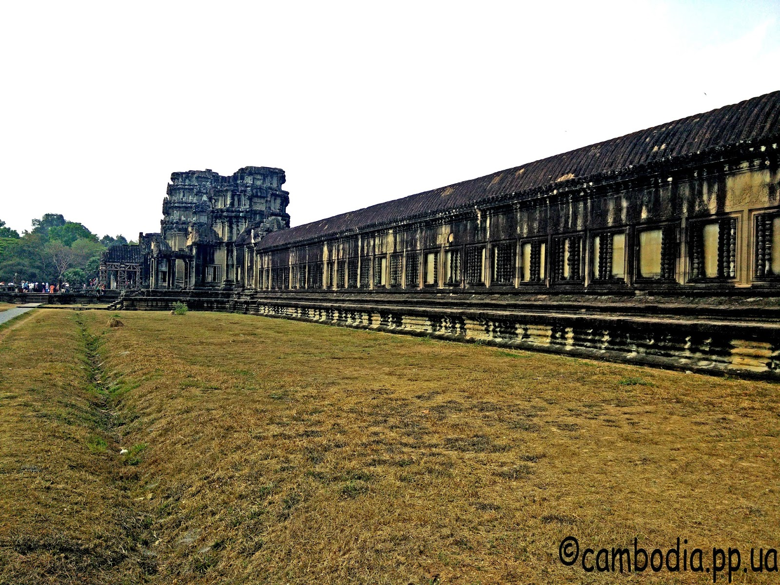 исторический храм ангкор ват