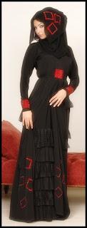 Model baju muslim untuk acara formal dan nonformal