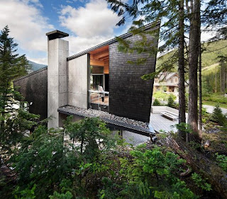 Picture 03 Home Designs That Blend With The Natural Mountain