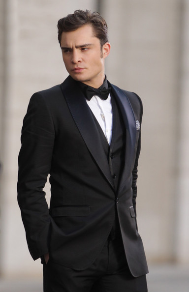 Chuck Bass Tuesday Image via The Mustard Jumper