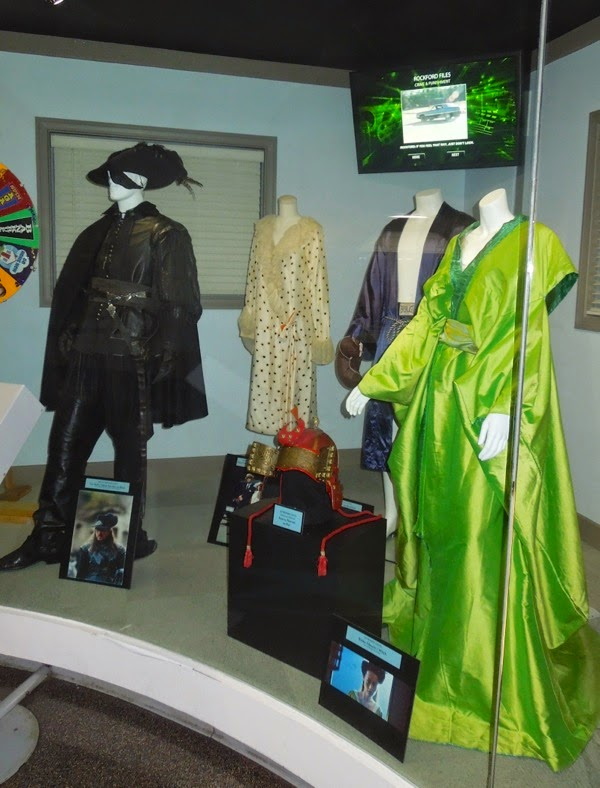 Original movie costumes