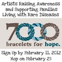 7000 Bracelets for hope
