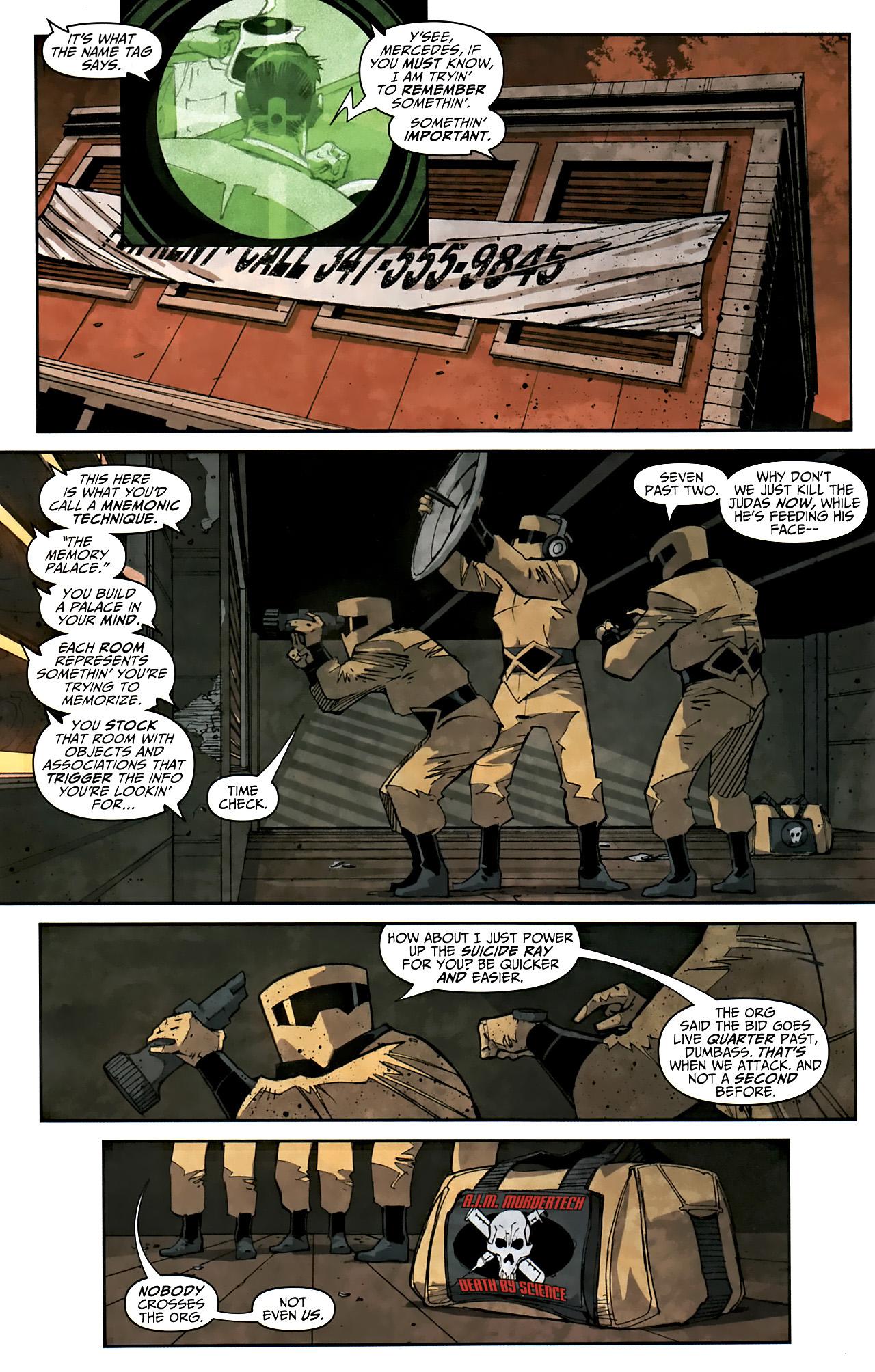 Read online Taskmaster (2010) comic -  Issue #1 - 3