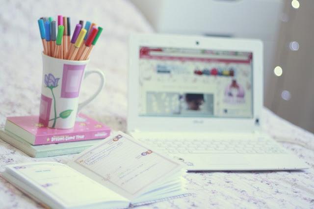 Como organizar o seu blog