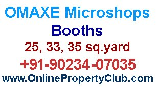 OMAXE Microshops ( Booths ) New Chandigarh