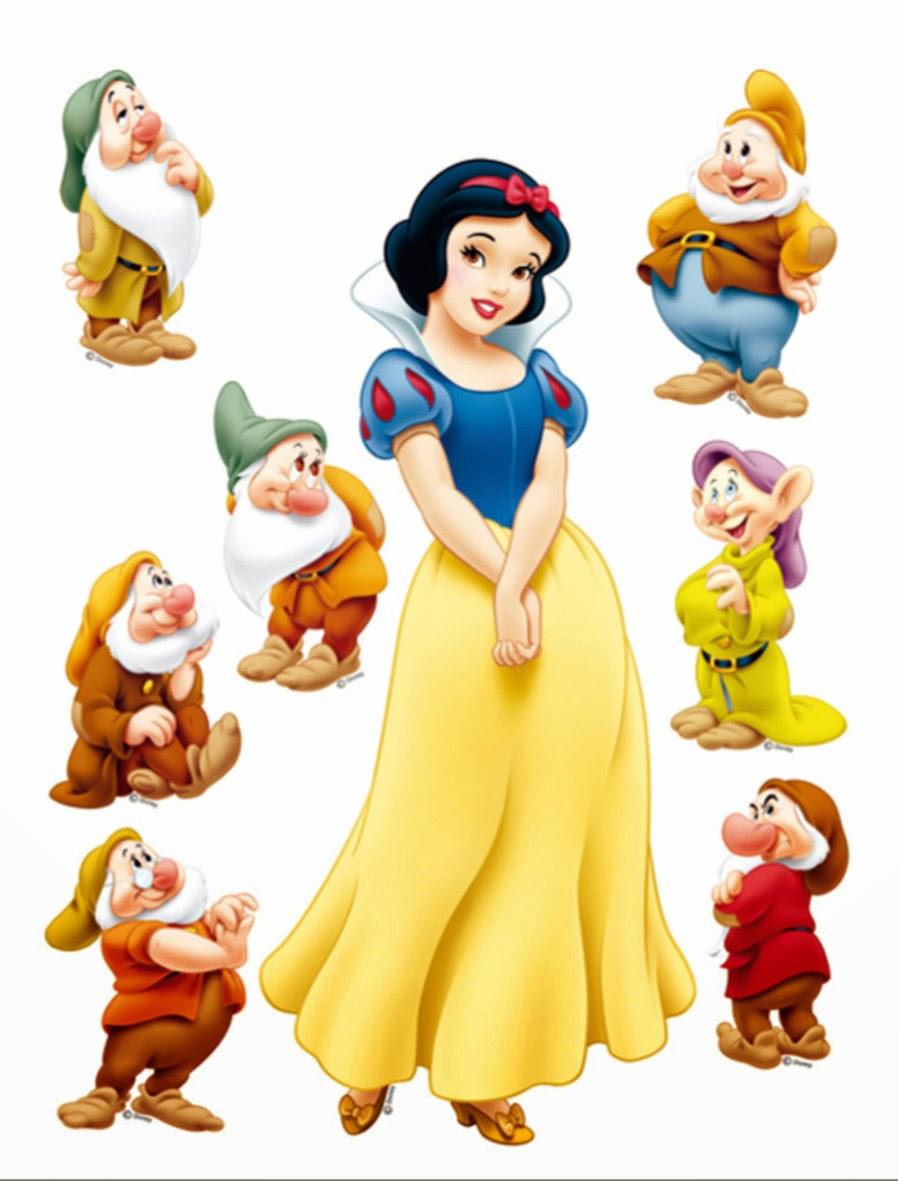 Im genes y carteles princesa blancanieves - Casa de blancanieves y los 7 enanitos simba ...