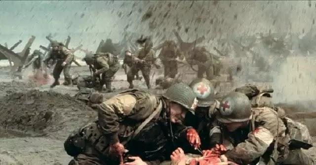 Η Απόβαση στη Νορμανδία η μεγαλύτερη μασονική εκστρατεία στην ιστορία κατα της Γερμανίας βιντεο με έγχρωμα πλάνα που δεν έχετε ξανά δει!