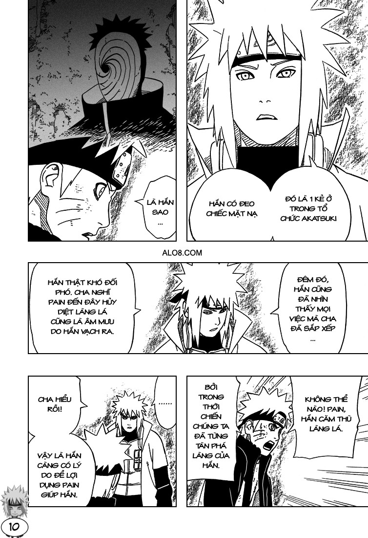 Naruto chap 440 Trang 10 - Mangak.info
