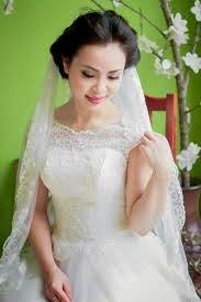 Bí quyết chon váy cưới dành cho những cô dâu người dây  2