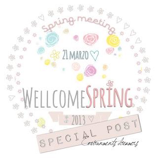 la primavera en el blog
