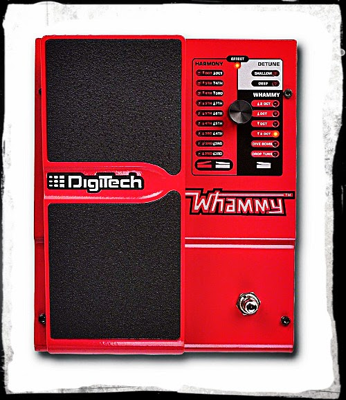 Deal on DigiTech Whammy Pedal Re-issue with MIDI Control Guitar Pedal