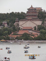 Lake Kunming and Longevity Hill, Summer Palace, Beijing, China
