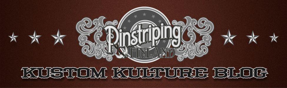 Pinstriping Finland