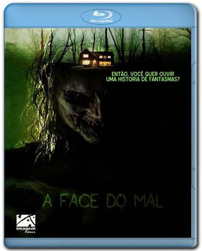 A Face do Mal 720p + 1080p Bluray BRRip + AVI Dual Áudio + RMVB Dublado BDRip