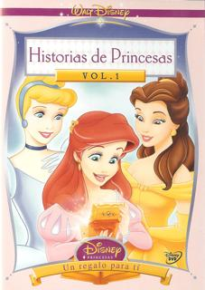 Disney Princess Stories Volume One: A Gift from the Heart [Latino]