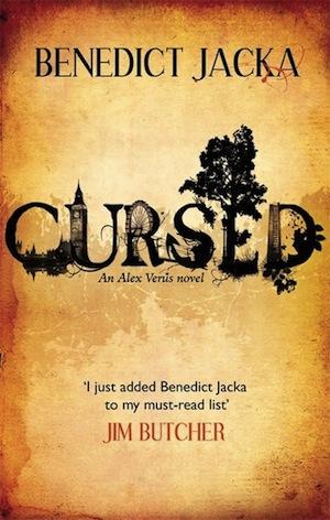 Benedict Jacka Cursed UK