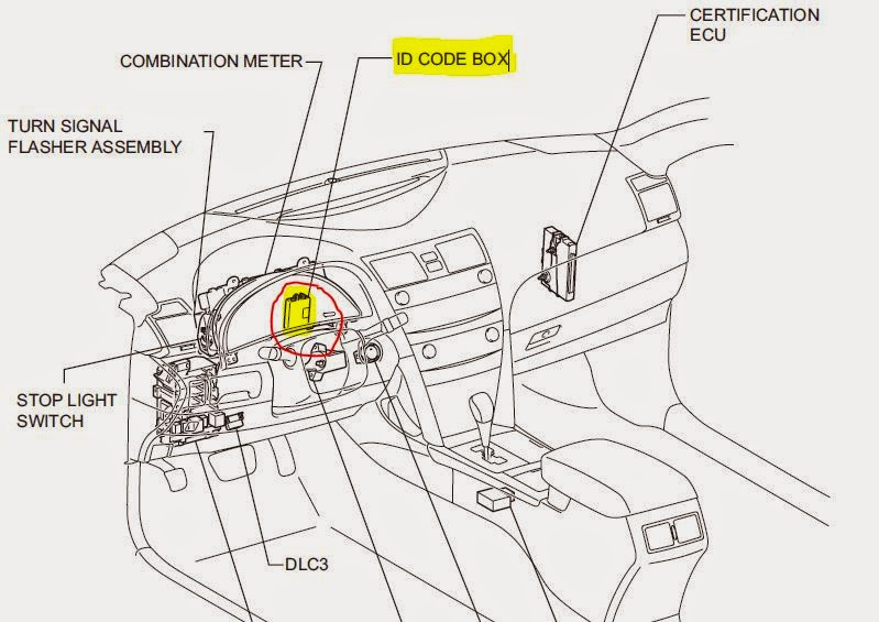2010 toyota corolla engine diagram
