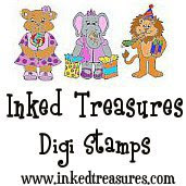 Visit Inked Treasures Digi Stamps