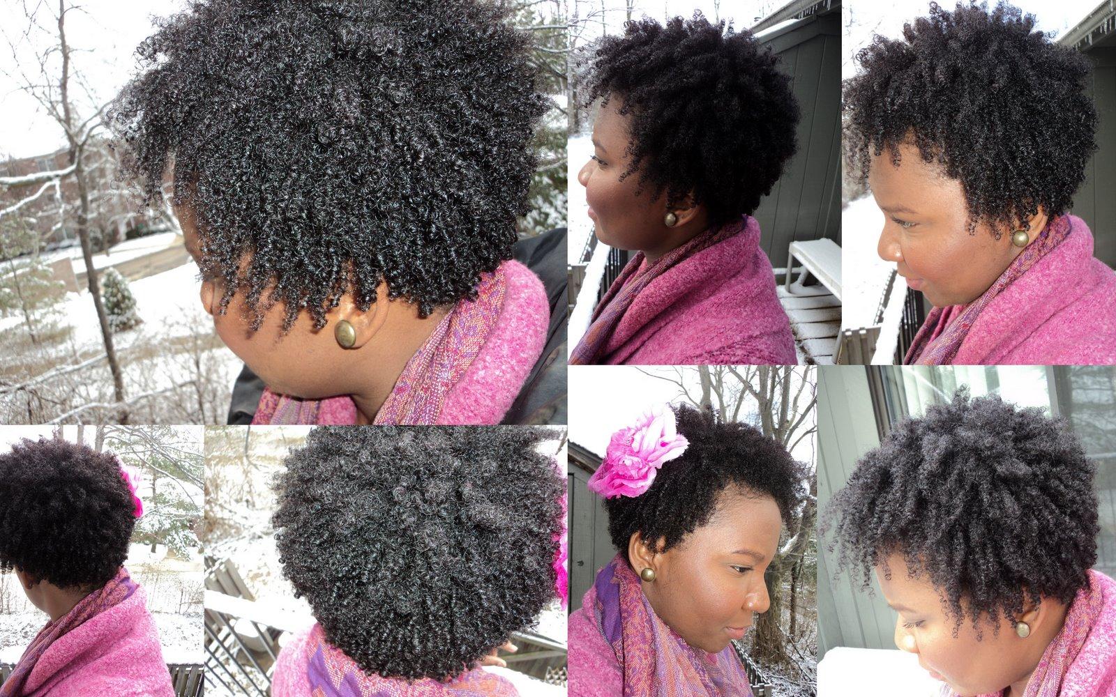 Curly girl methode vorher nachher