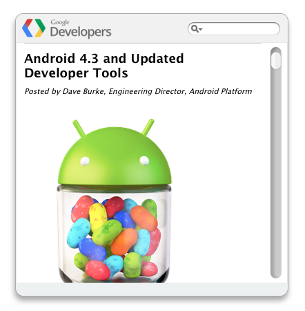 Google Developer News